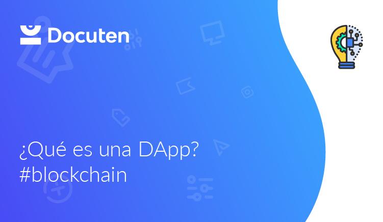 ¿Qué es una DApp? | Diego González