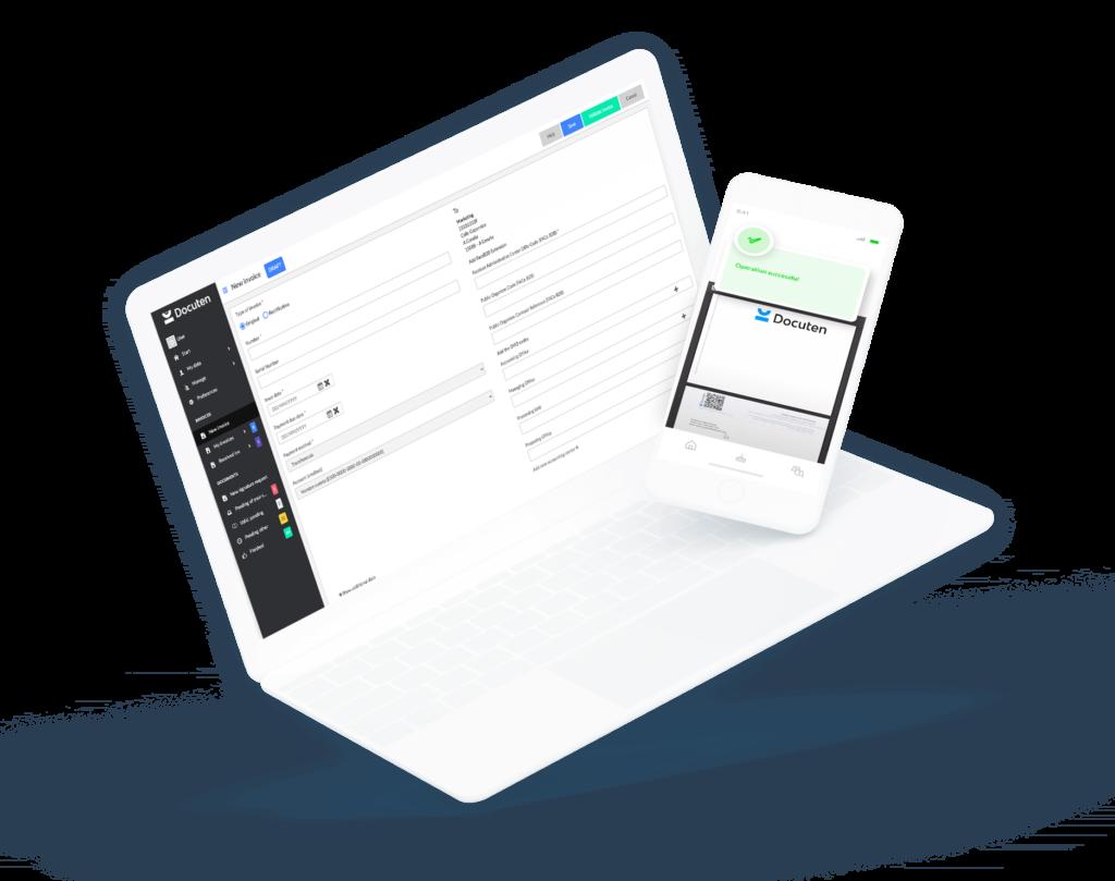 docuten - digitalizacion empresarial