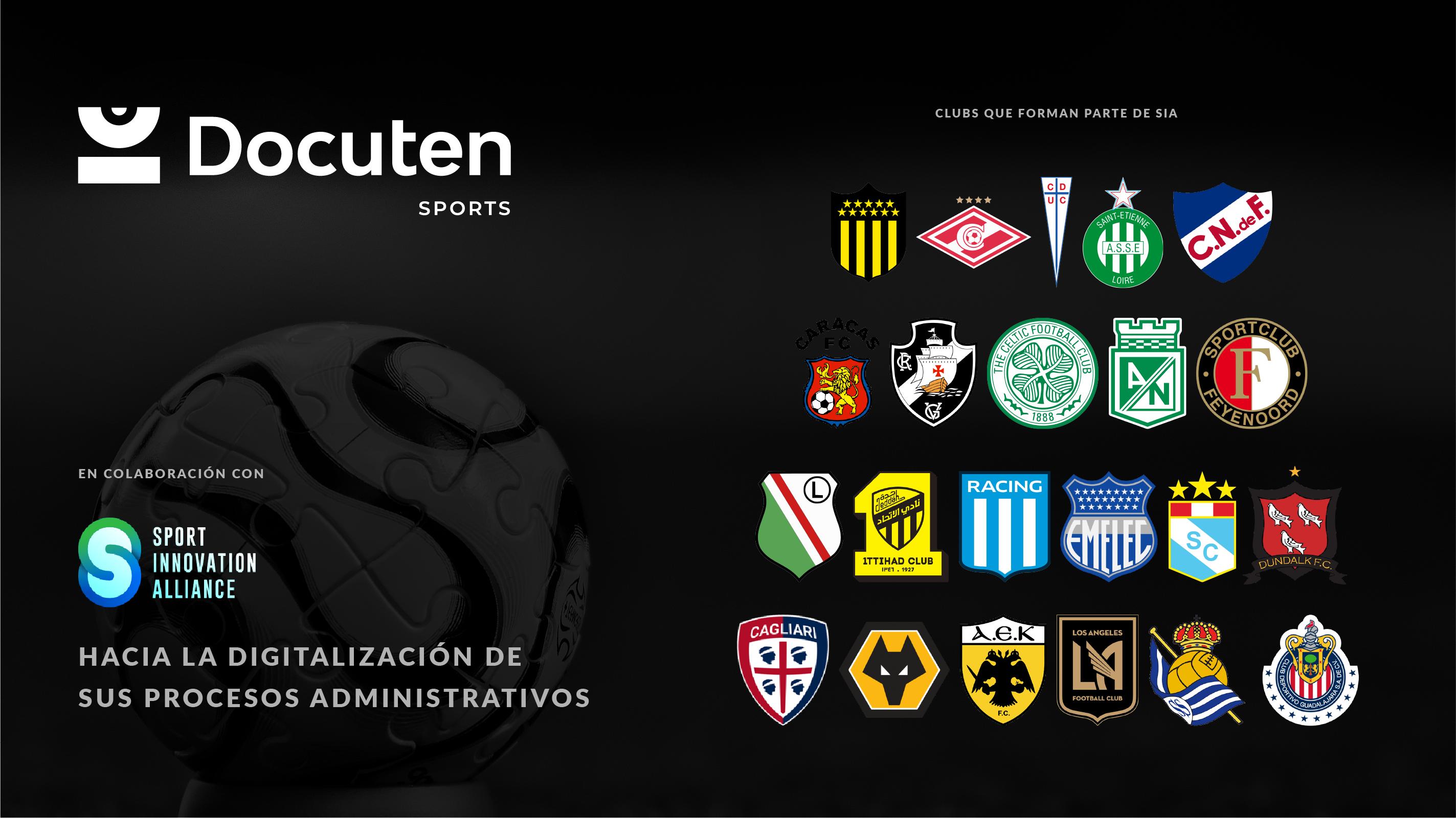 Docuten Sports: digitalización en el sector del deporte