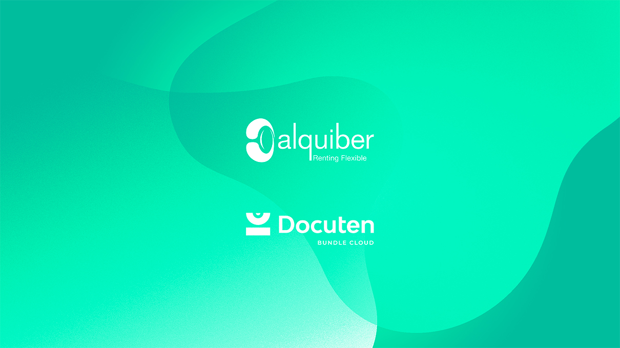 Alquiber trusts Docuten to digitise its administrative processes