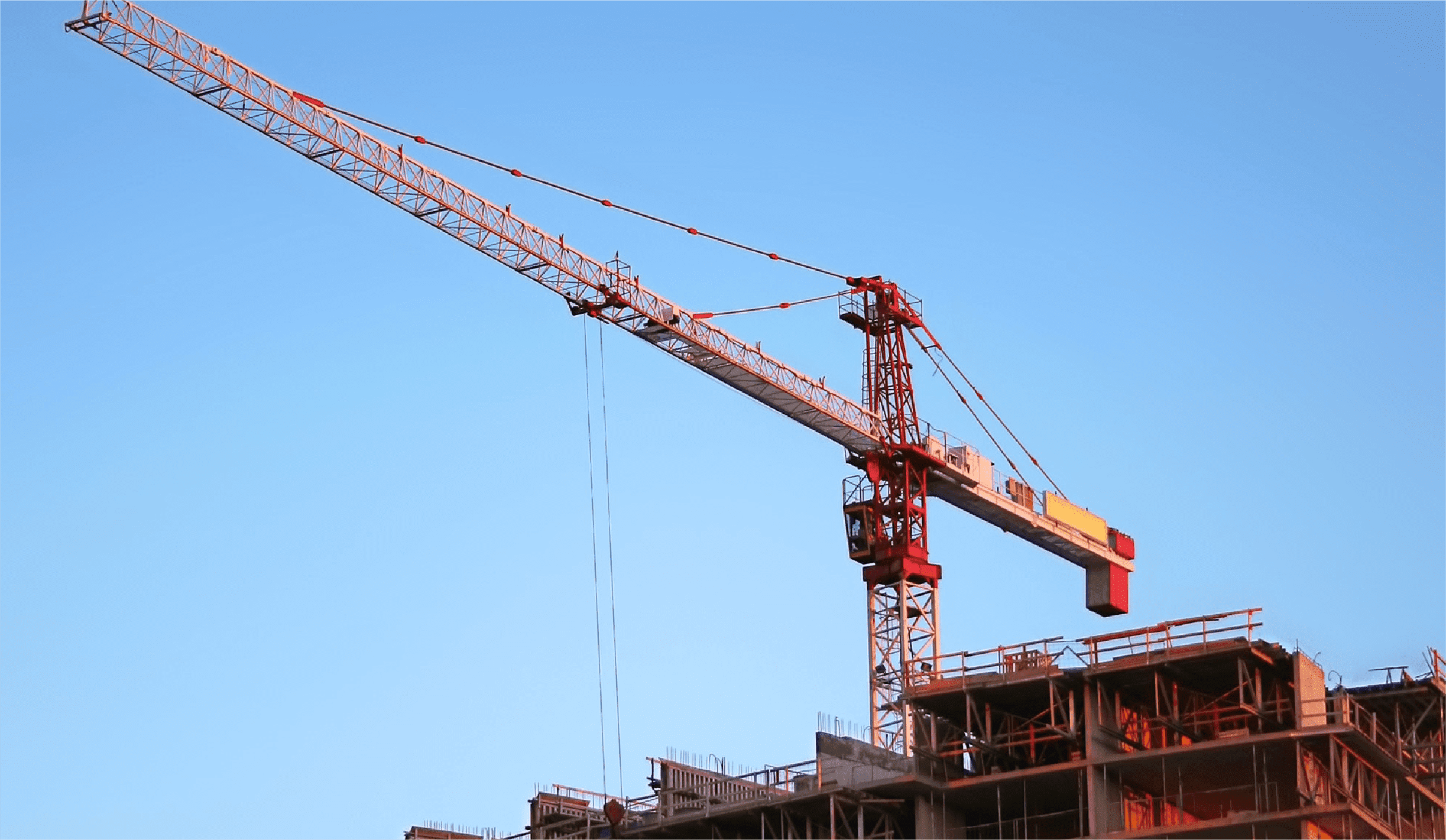Digitalisation drives sustainability in the construction industry