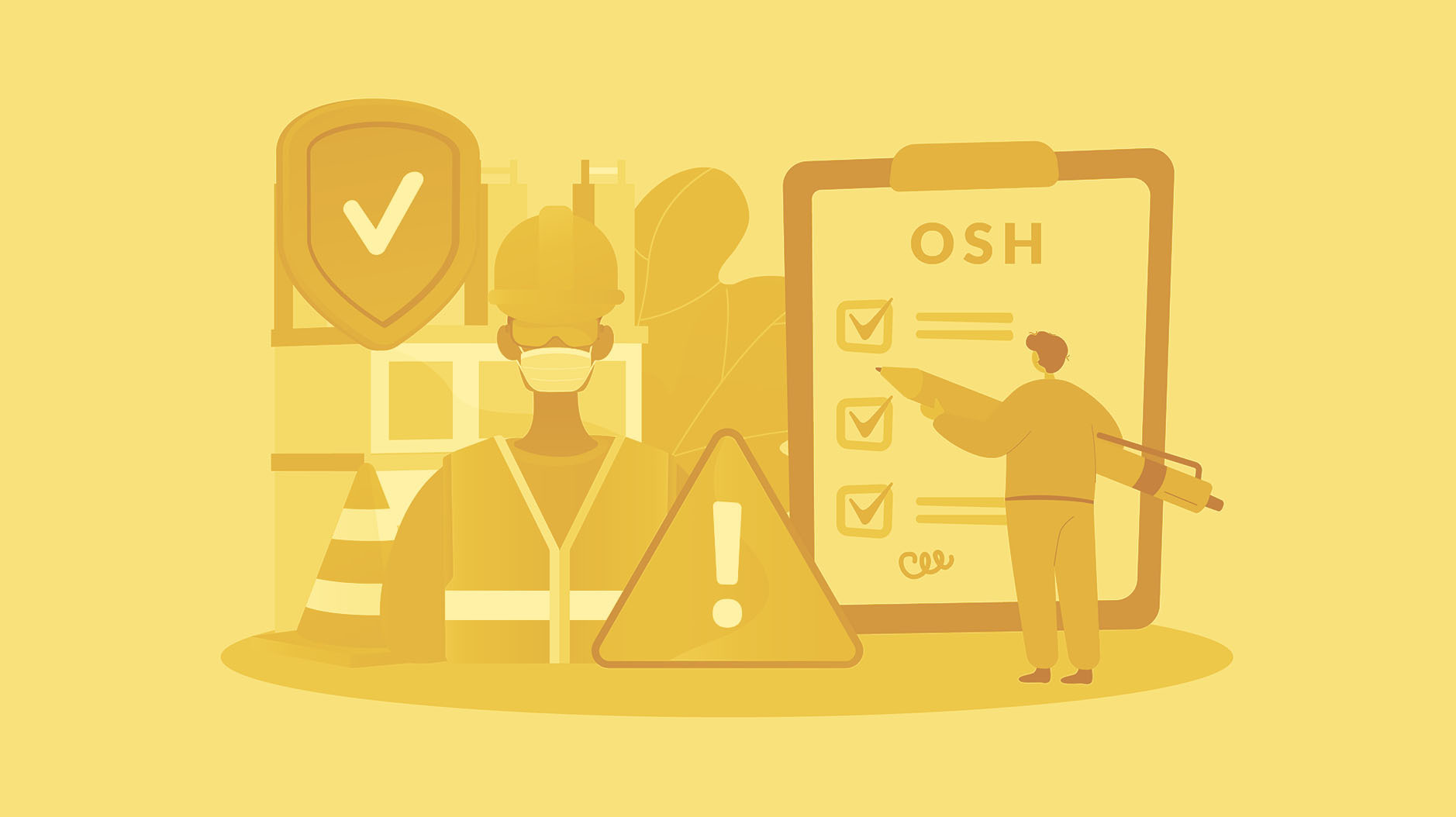 3 processes, 1 solution | Manage occupational safety and health documents better