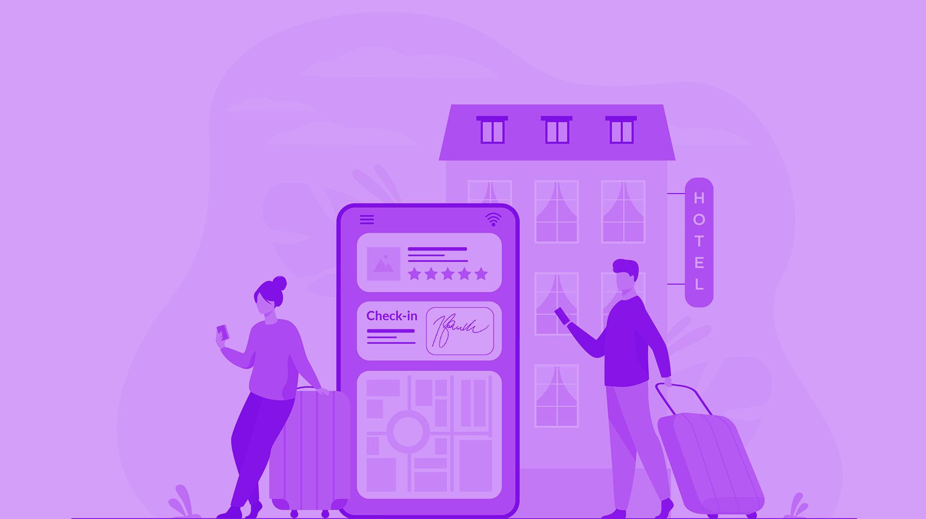 Digital transformation in the hospitality industry: improving hotel efficiency